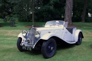 Rare Triumph Gloria Southern Cross 6 Cylinder