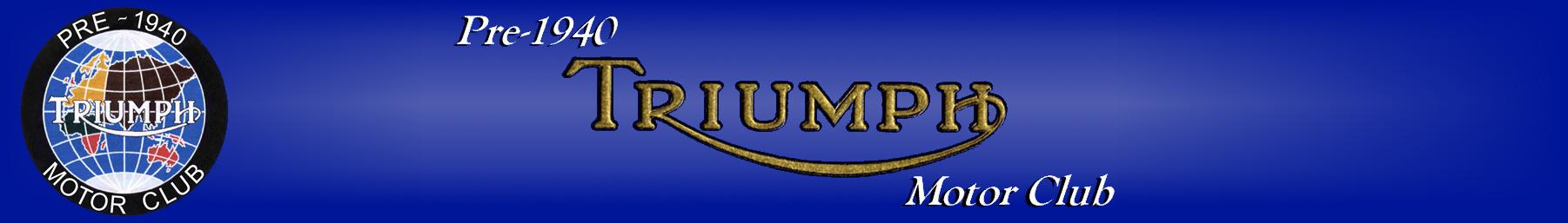 Pre-1940 Triumph Motor Club