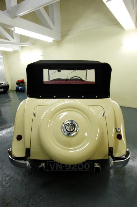 1936 Triumph Gloria Vn 9200 Pre 1940 Triumph Motor Club